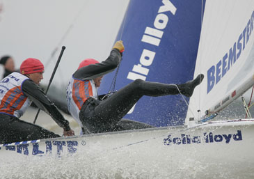 Racing in Medemblik:© Richard de Jonge