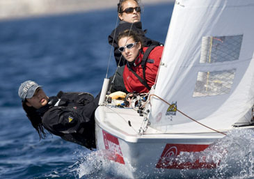 Racing in Palma:© Nico Martinez