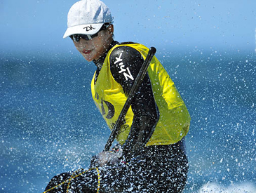 Photo galleries from ISAF Sailing World Cup Melbourne