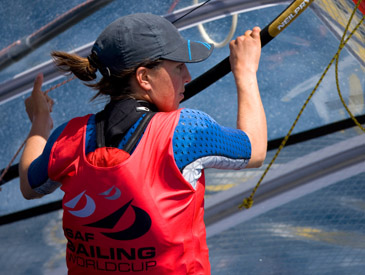 Photo galleries from ISAF Sailing World Cup Hyeres
