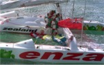 Peter BLAKE (NZL) & Robin KNOX-JOHNSON (GBR)