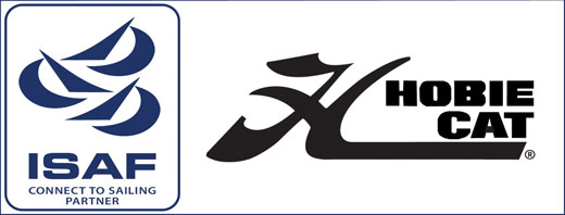 The Connect to Sailing - Hobie logo