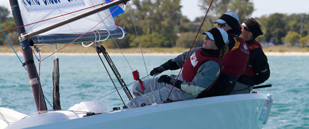 About the ISAF Nations Cup