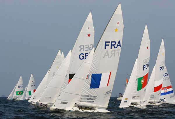2008 Olympics - 15 August - Star races