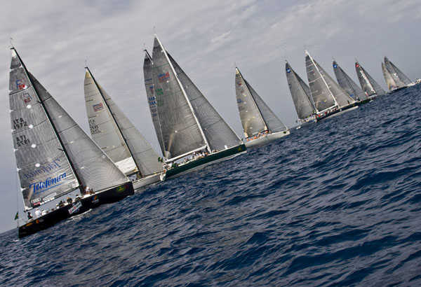 2008 ISAF Offshore Team Worlds - Gallery