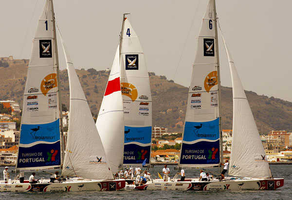 2009 World Match Racing Tour - Troia Portugal Match Cup
