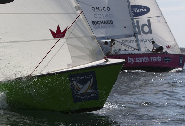 Racing at Match Cup Sweden