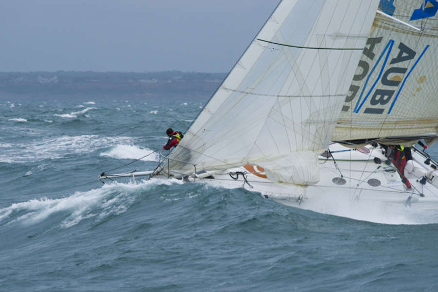 Class 40 : Classes & Equipment | World Sailing