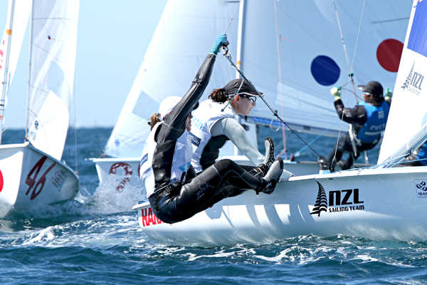 Perth 2011 ISAF Worlds - Women's 470 Qualification