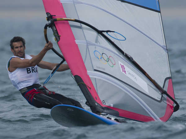 2012 Olympics - Men's RS:X Day 1