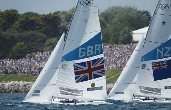 2012 Olympics - Star Medal Race & Ceremony