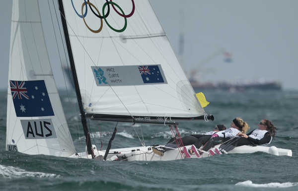 2012 Olympics - Women's Match Racing Finals