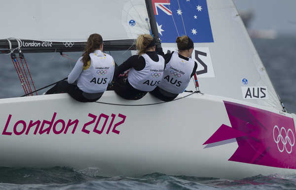 2012 Olympics - Women's Match Racing Quarter Final Line Up