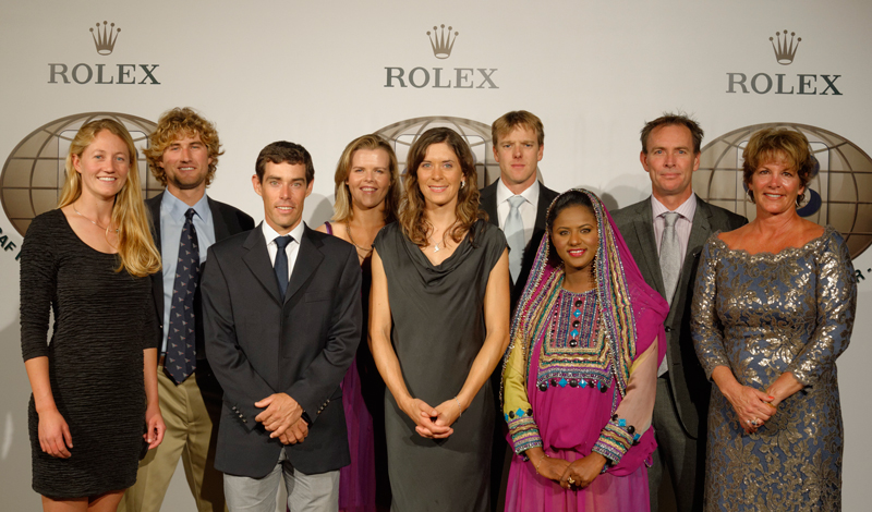 The 2013 ISAF Rolex World Sailor of the Year Nominees