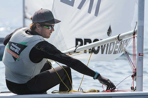 2014 ISAF Worlds - Racing Day 1