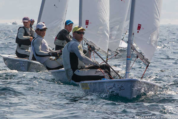 2014 ISAF Worlds - Racing Day 2