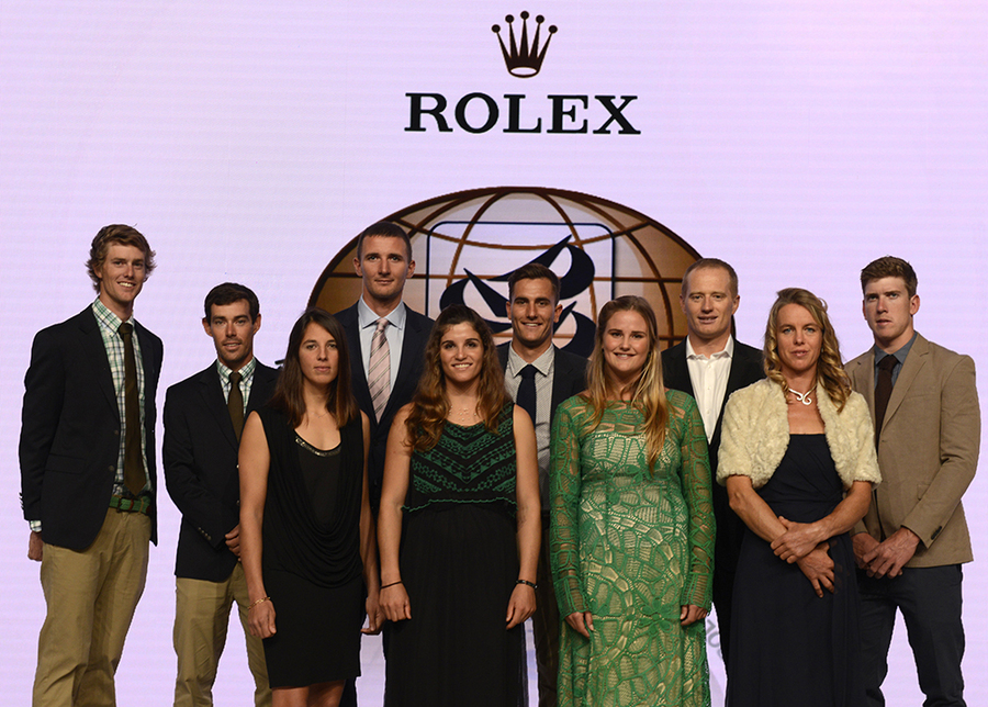 2014 ISAF Rolex World Sailor of the Year Awards nominees