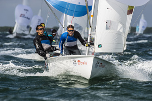 2015 ISAF Sailing World Cup Miami - Day 1