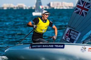 2015 ISAF Sailing World Cup Miami - Day 2
