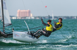 2015 ISAF Sailing World Cup Miami - Day 4