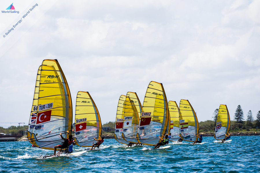 Sailing World Cup Melbourne Final