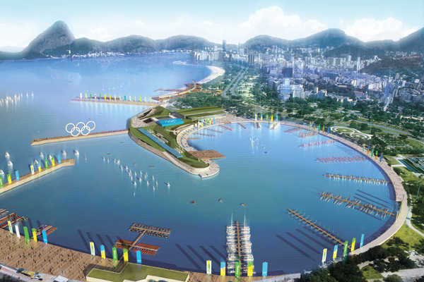 Rio 2016 Olympic Sailing Competition Venue