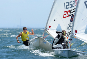 ISAF Sailing World Cup Melbourne - Medal Races