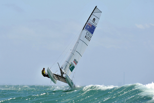 ISAF Sailing World Cup Melbourne - Day 4