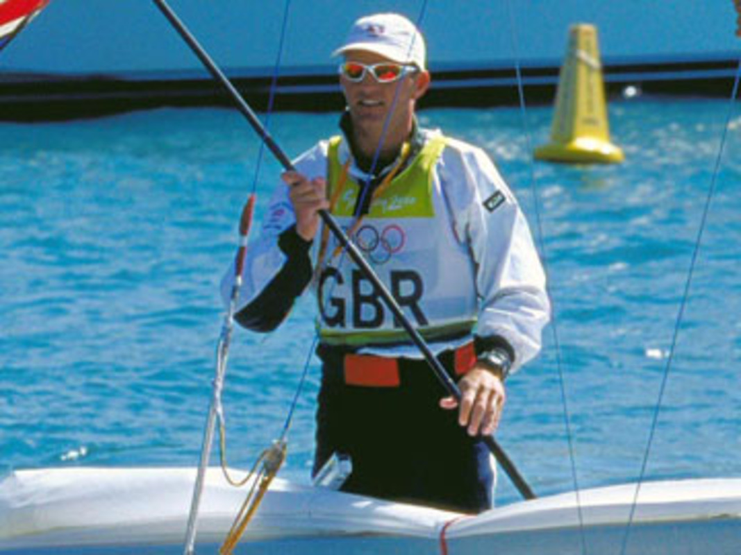 Ian WALKER at the 2000 Sydney Olympic Games