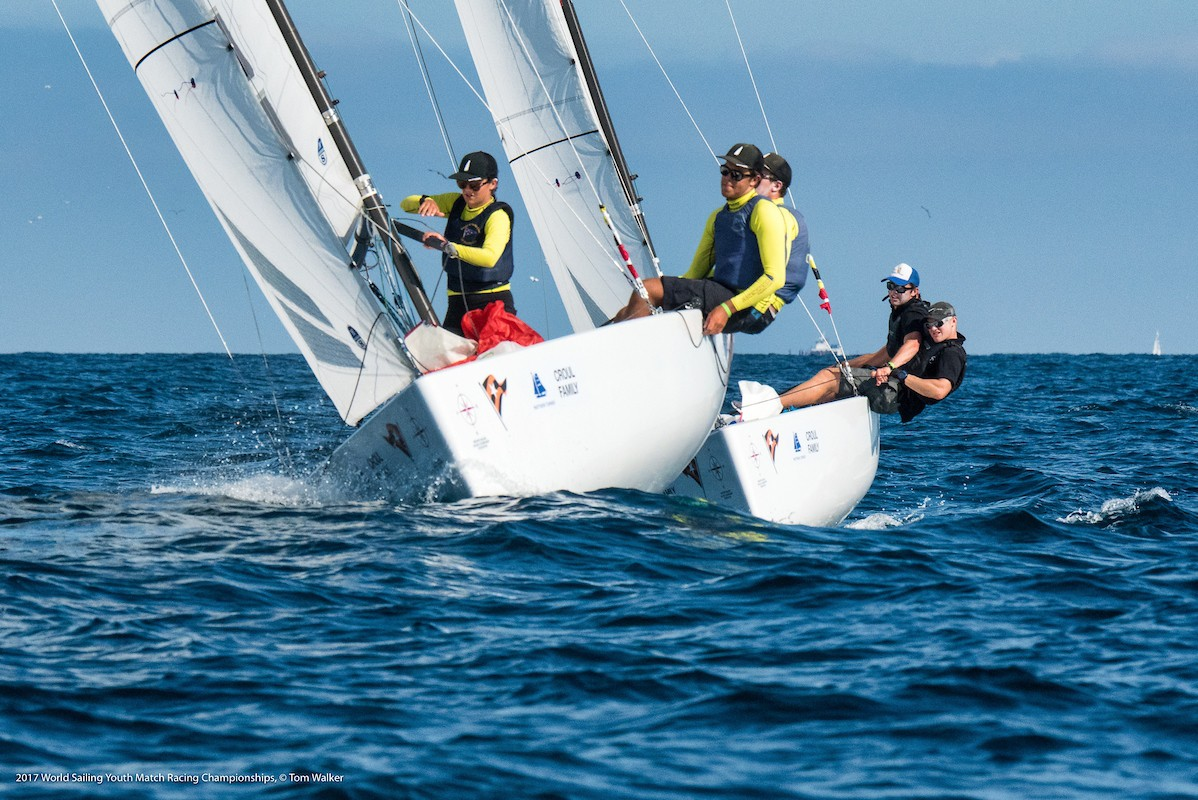 2018 Youth Match Racing Worlds Notice of Race released