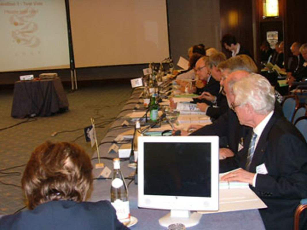 The ISAF Council meeting