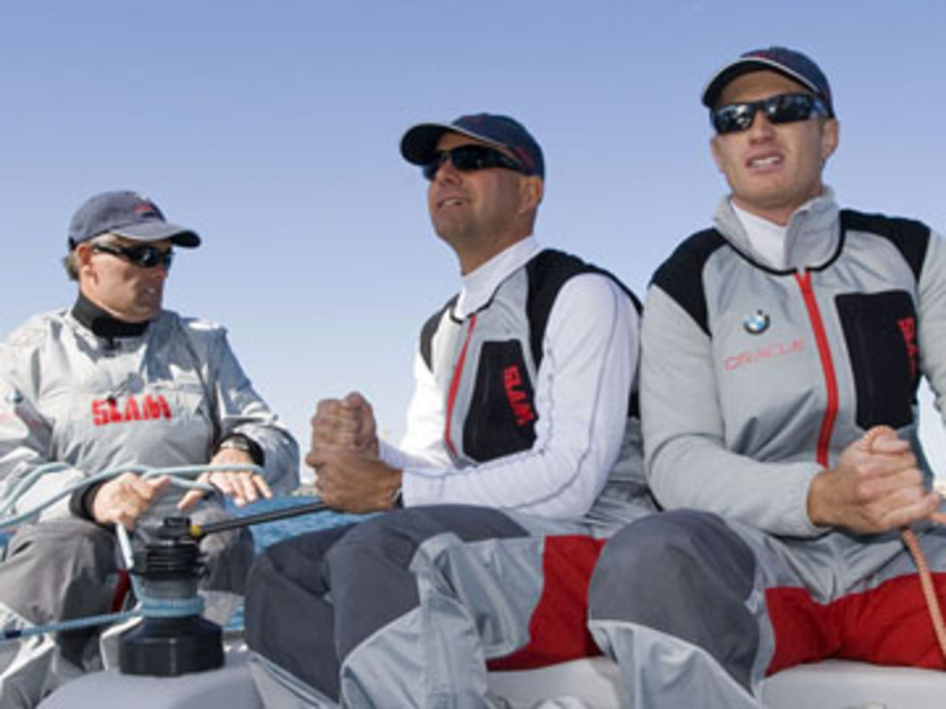 Russell COUTTS, John KOSTECKI and James SPITHILL