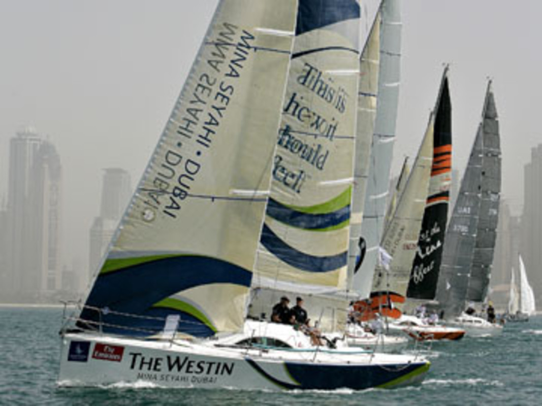 Racing in Dubai