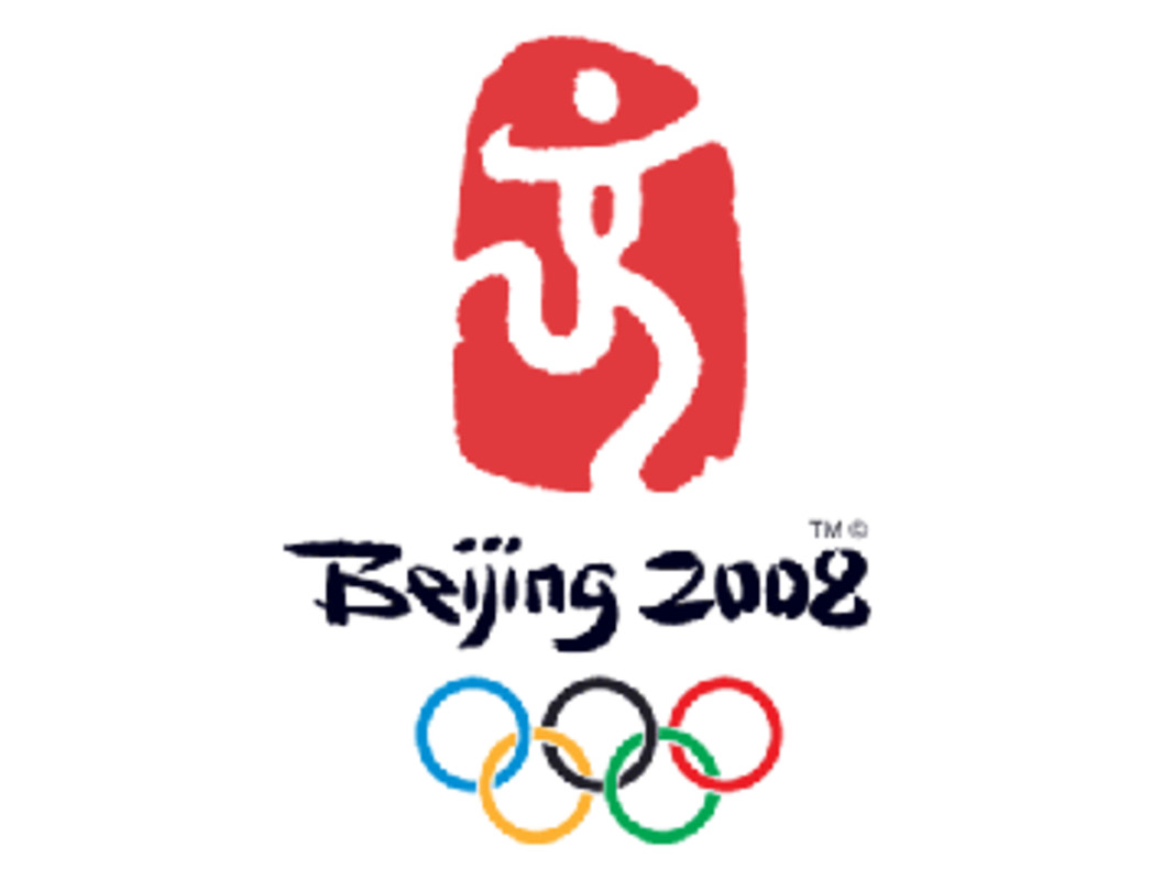 The Beijing 2008 logo