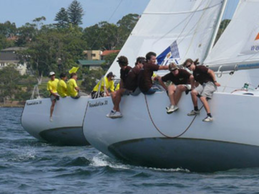 Action from Fremantle
