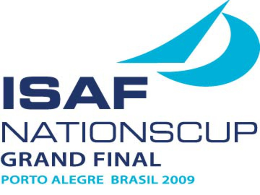 ISAF Nations Cup Grand Final logo