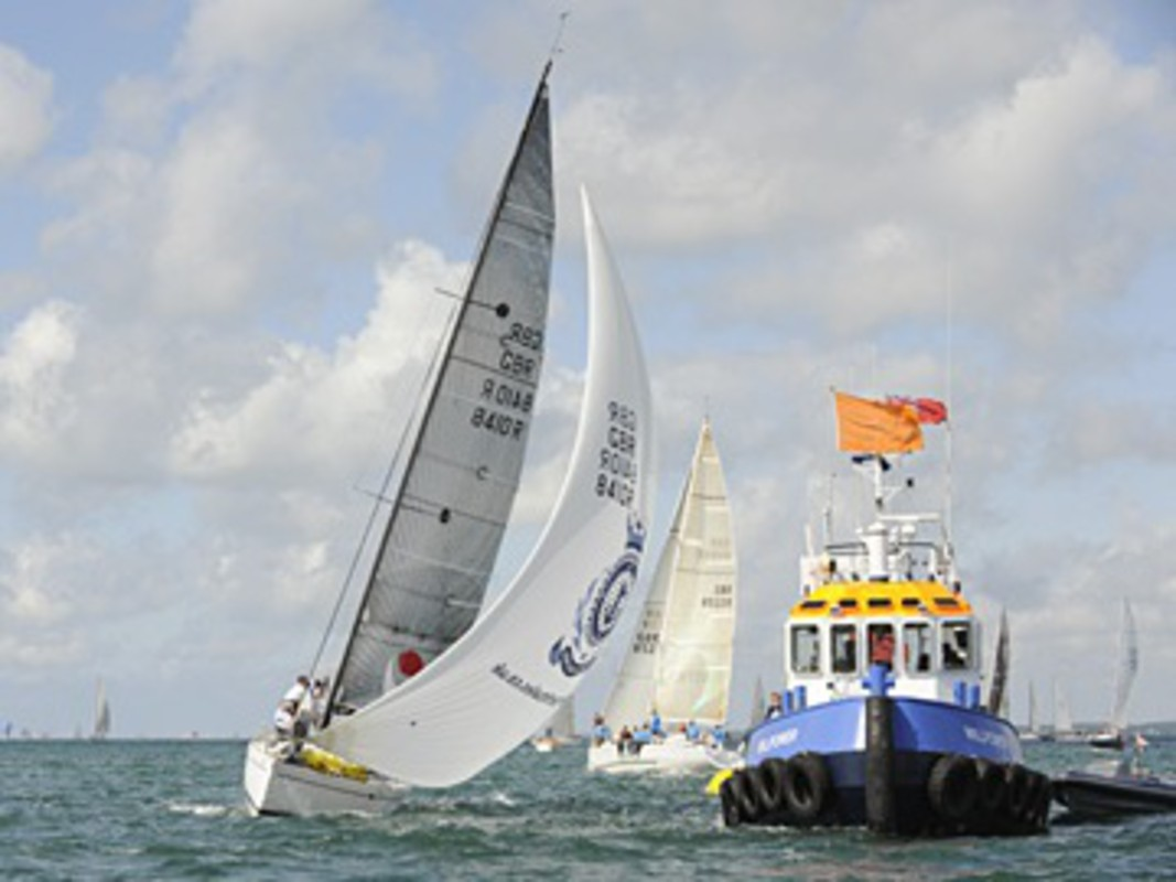 Image from Day 3 - Cowes Week 2009