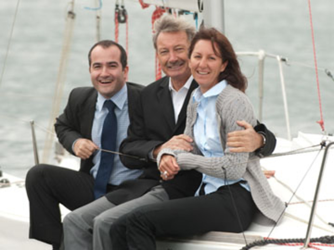 James MERLINO, John BERTRAND and Sarah BLANCK