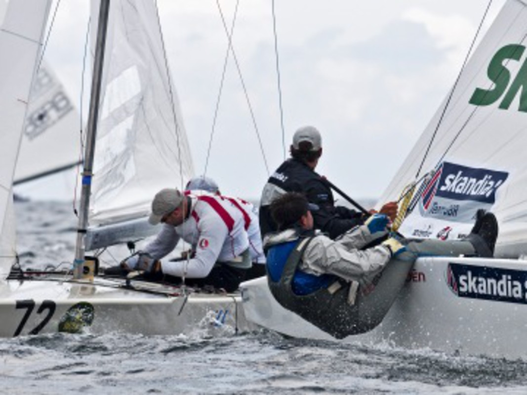 Image from Rolex Baltic Week