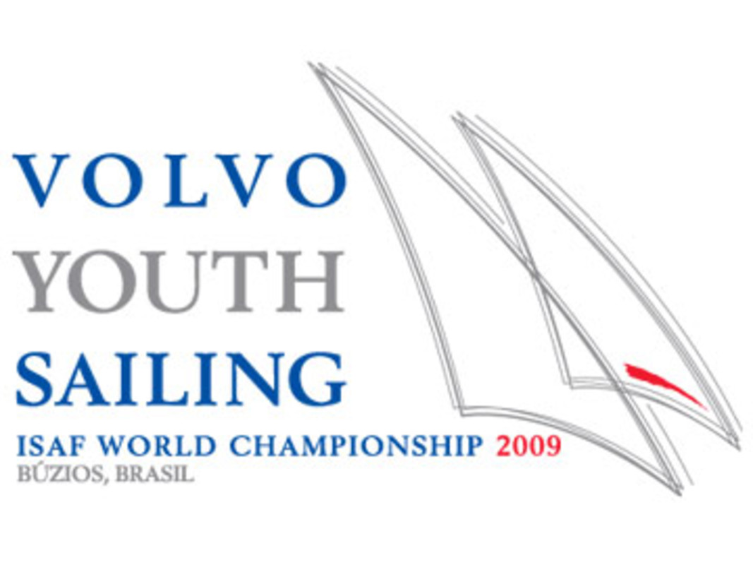 The Volvo Youth Sailing ISAF World Championship logo