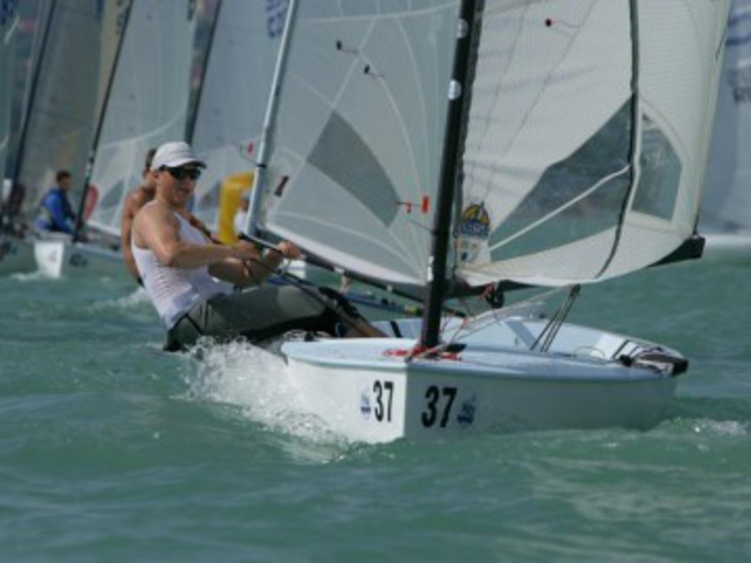 Image from 2009 Finn Silver Cup - Junior World Championship