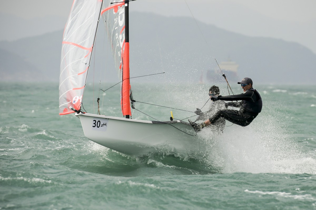 2018 Hong Kong 29er World Championship
