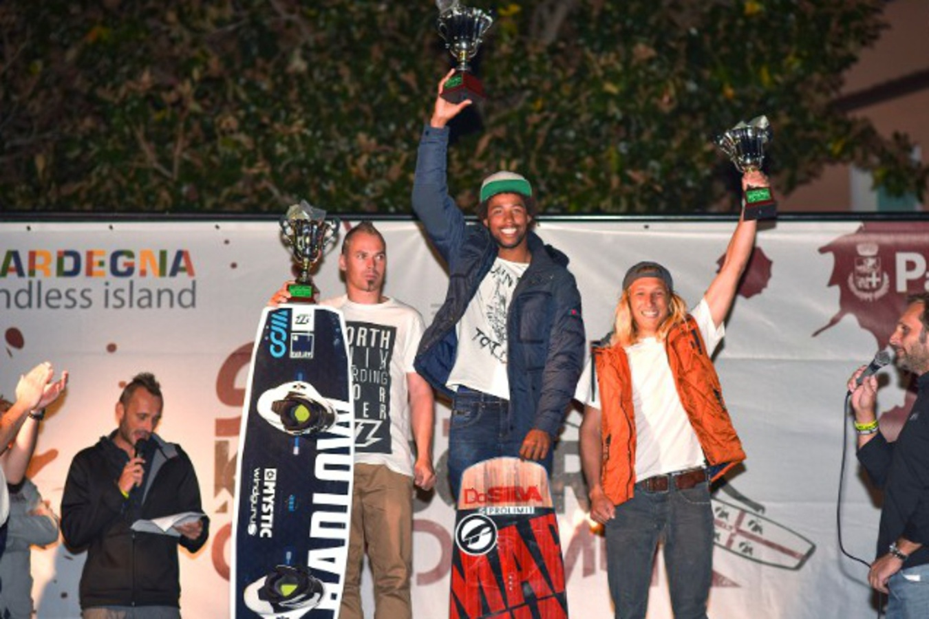 Martinez crowned Double World Champion after Big Air tiebreak