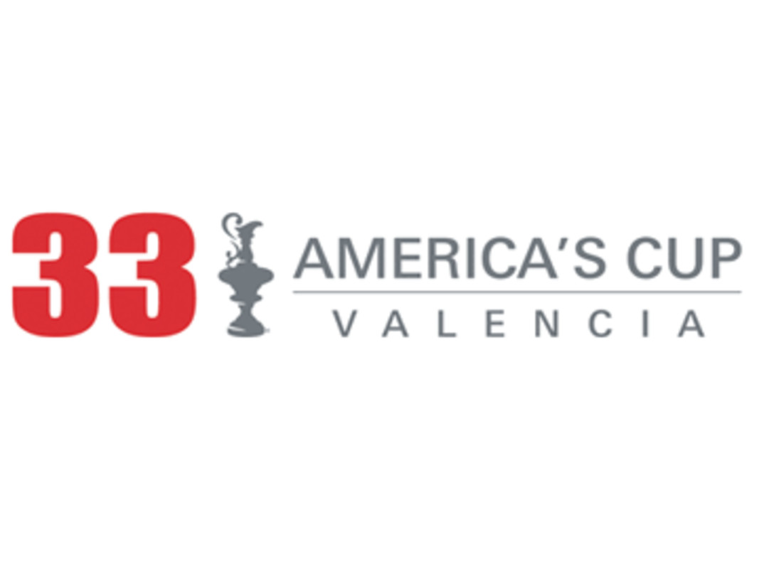 The 33rd America's Cup logo