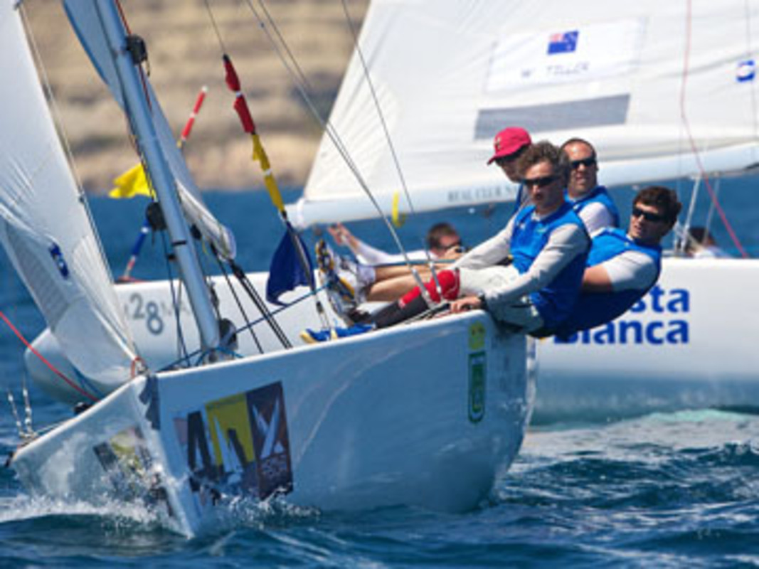 Match Race Open de España In Calpe