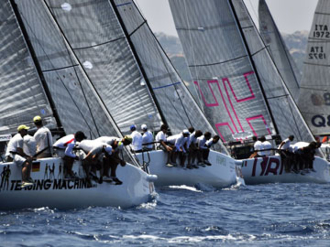 2010 ISAF Offshore Team World Championship