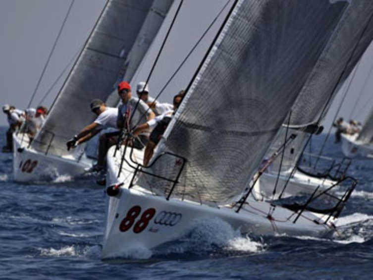Lack Of Wind Hands Victory To Team Germany