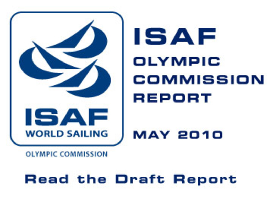 ISAF Olympic Commission Report