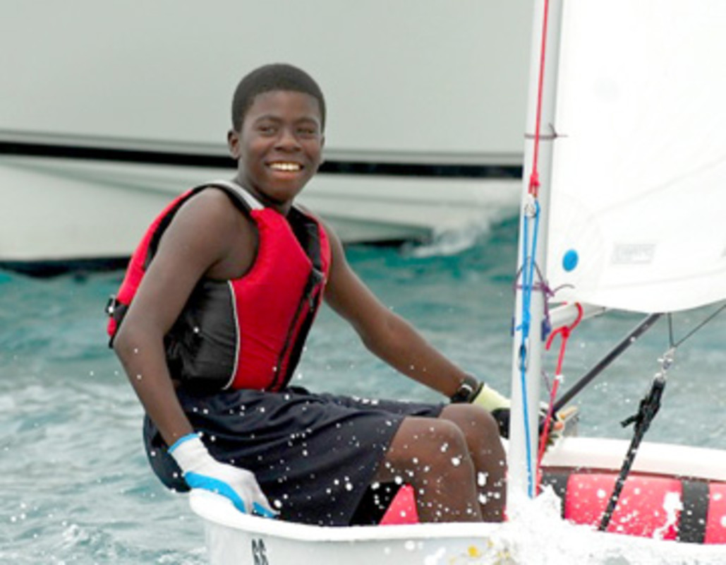 2010 Bahamas Optimist National Championships