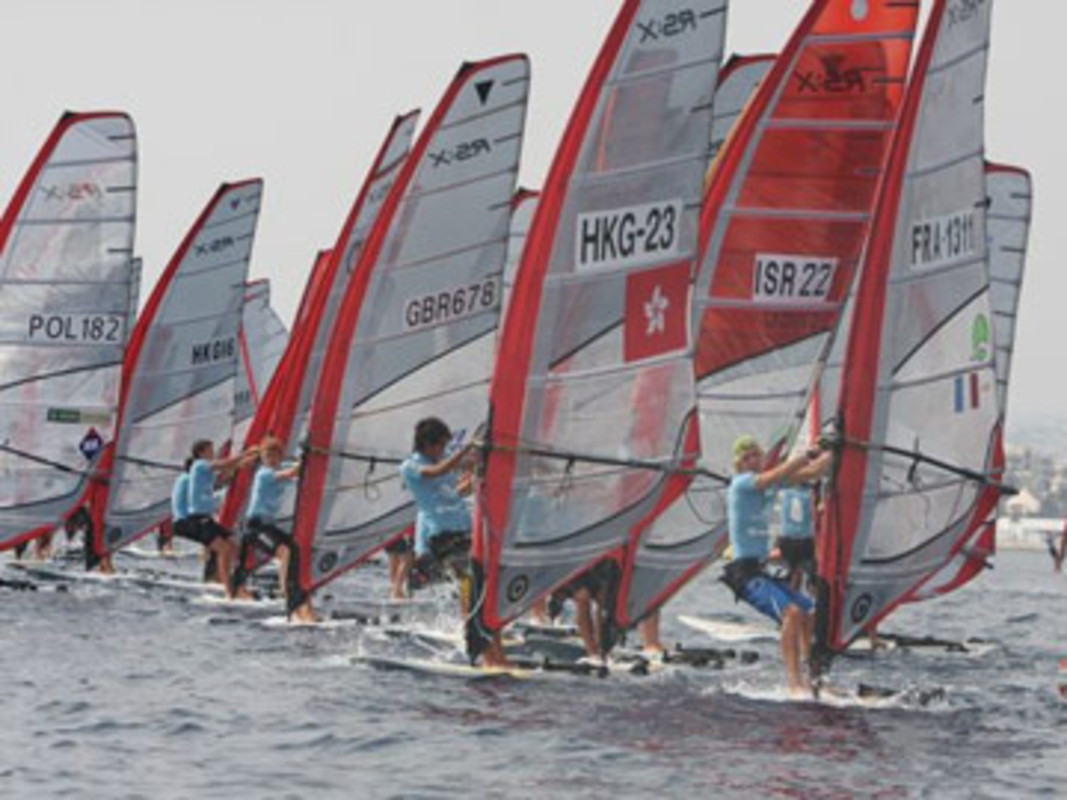 RS:X Youth Worlds